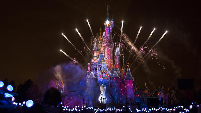 Disneyland Hiver